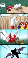 SONIC: lovely rescue... by Black-Orochimaru