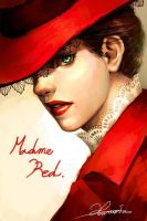 Madme Red by harmonia3784