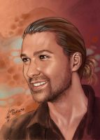 David Garrett 9 by whiteshaix