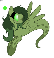 Hope-Ghost Pegasus by Faith-Wolff