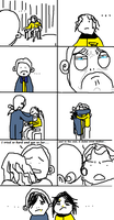 My first comic evar. by Norstat