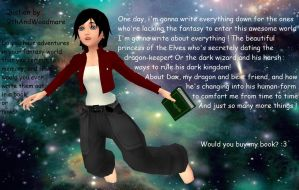 Ask Mai - 2 Book about my Fantasy World by Lexalice