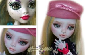 MH Lagoona #4 ~Sammy~ RC1 by RogueLively