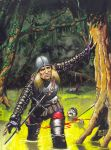 Aguirre in the Green Hell by avix