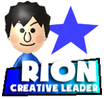 Mii Profile Icon - Rion by Kulit7215