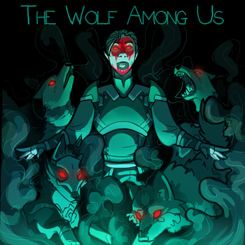 The Wolf Among Us by Cerebrobullet-art