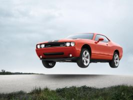Dodge Challenger SRT8 by TheCarloos