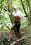 Witcher Ciri Cosplay 12 by Hollow-Moon-Art