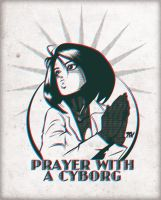 Prayer With A Cyborg by ALilZeker