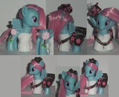 My Little Pont custom Pink Lolita by Ember-lacewing