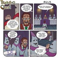 Training Quest #043 by lastbeach