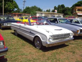 1963 Ford Falcon Convertible by Mister-Lou