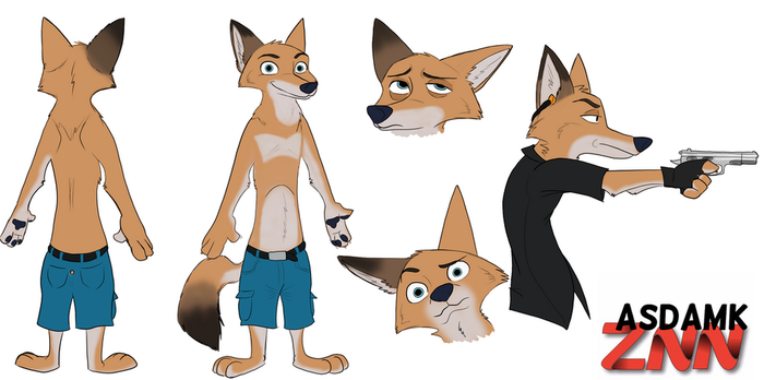 ZNN Character sheet: Asdamk by Quirky-Middle-Child