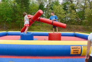 Medway Founder's Day Fun, Bouncy Jousting 3 by Miss-Tbones
