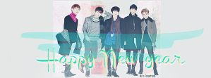 SHINee - Happy New Year by BiLyBao