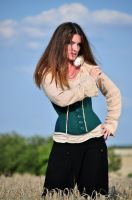Corset for Nailah by Anique-Miree
