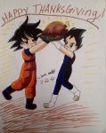 Happy Thanksgiving!!! by dbz-senpai