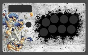 Felicias Helpers Fightstick by Bonsaw