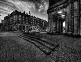 Plac Centralny by kubica