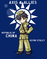 South Park WWII Kevin China by SouthParkPhilosopher