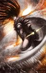 Through Burning Wings by alben