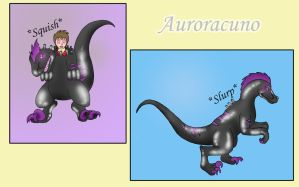 Rubber Raptor Suit TF 2 by Auroracuno