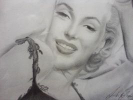 marilyn by andrise