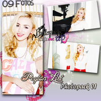 Photopack 01 Peyton List by PhotopacksLiftMeUp