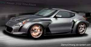 2010 Nissan 370z Time Attack by Dannychhang