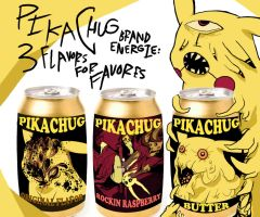 PIKACHUG BRAND ENERGIE by Fish-man