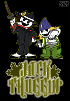 [Commish] Gangster Jack Bros. by kompy