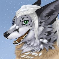 Avatar for Kiono by Kitsune-Nyx