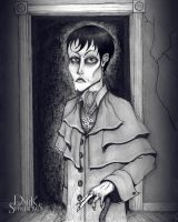 Barnabus Collins by iamanewok