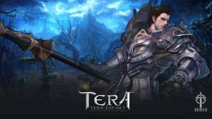 TERA Human Male Wallpaper by rendermax