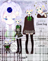 HH: Eleanor King by WikiME