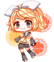 Kagamine Rin Page doll! (With Tutorial) by Artie-chii