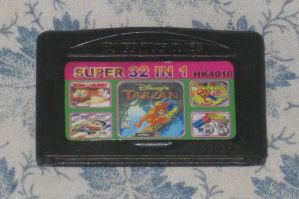 Super 32 in  1 by T95Master