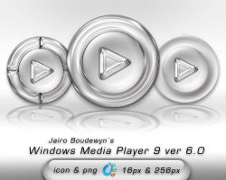 Windows Media Player 9 ver6 by weboso