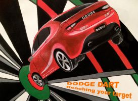 Entry for DODGE DART contest by Katie-Kerry