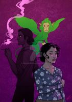 The wolf among us by MrsMersey