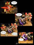 Rice Ball Competition Pg7 by blazeraptor