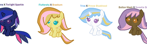 Shipping Adoptables (Open) by wezzie1