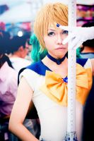 [Sailor Moon] Sailor Uranus by vani27