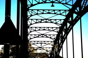 Eiswerder - Southern Bridge by JustAnOrdinaryLife