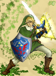Link - Hero of Time. by BonnyJohn