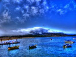 invasion of clouds by duga96