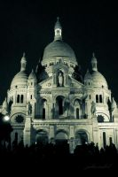 sacre coeur by juliaisabel