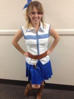 Lucy Cosplay by WUrpgirl16