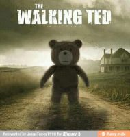 The Walking Ted by wilbertsorto