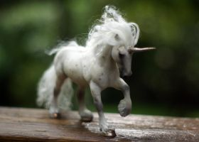 Custom Clydesdale Unicorn IV by SovaeArt
